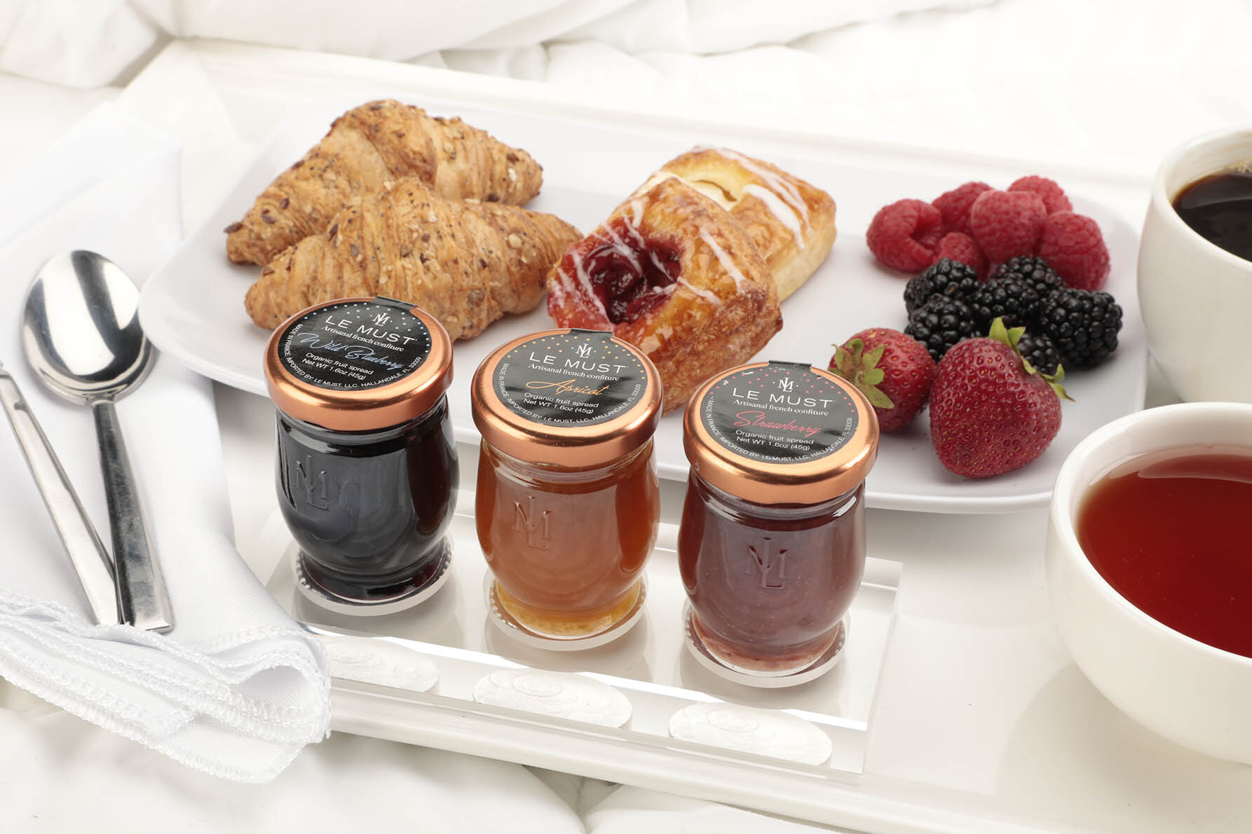 The Ultimate Collection of Artisan Organic Preserves for Luxury Hospitality