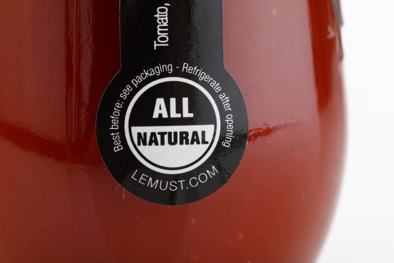 lemust luxury Ketchup for room service