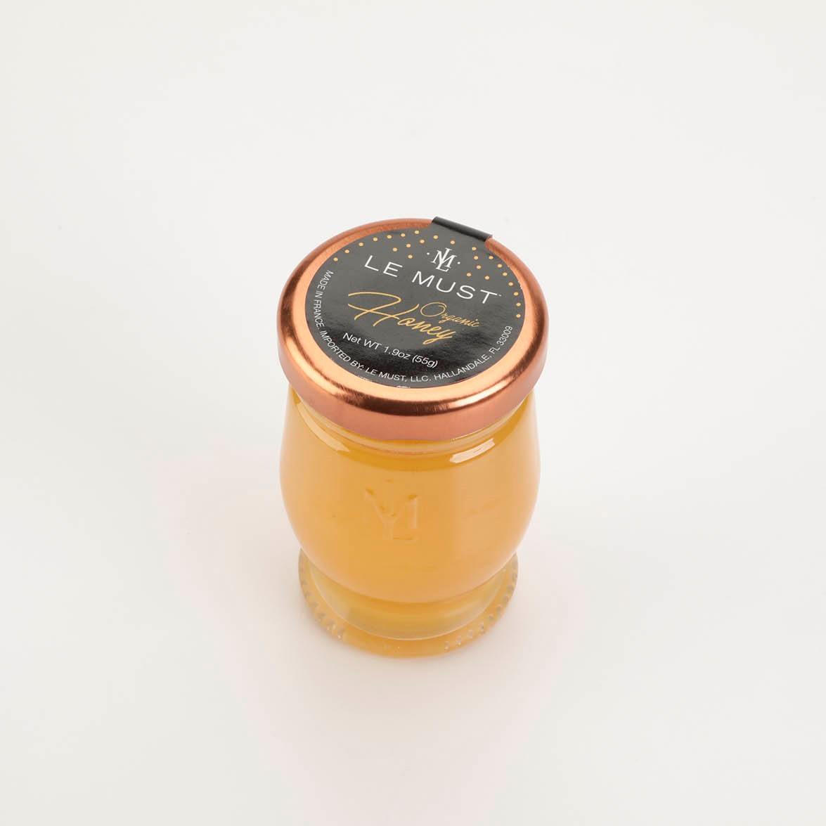 Le Must Organic Single Serve Honey Luxury In Room Dining Top